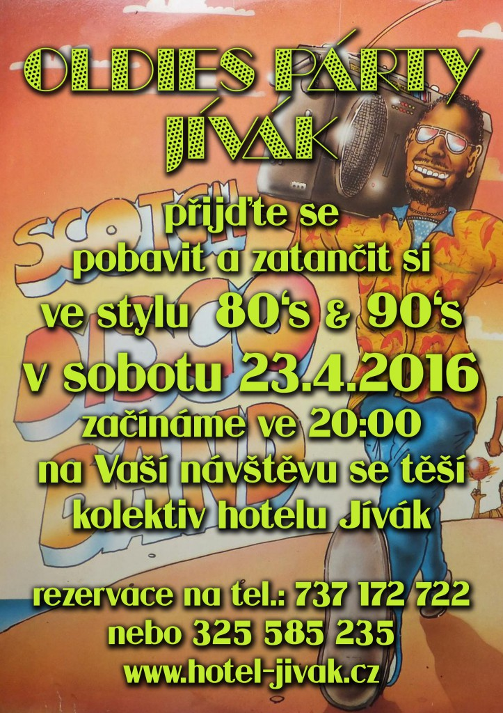 oldies party jivak IV