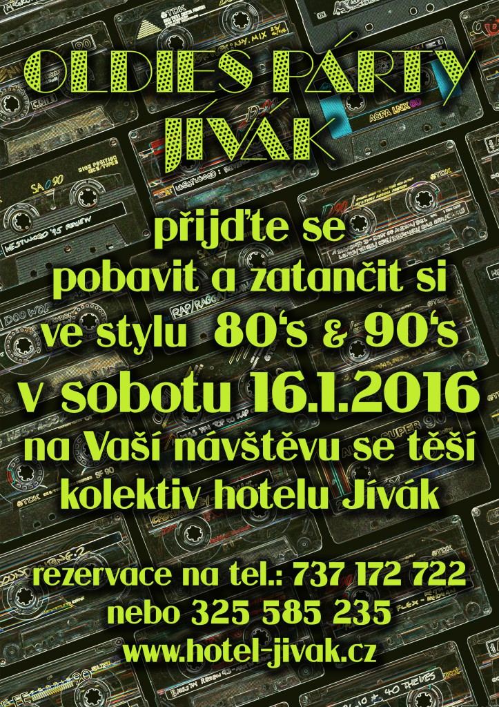 oldies party jivak II